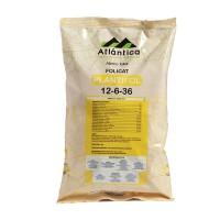 سماد ورقي Atlantica 12-6-36 عالي البوتاسيوم