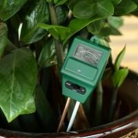 جهاز قياس رطوبة - حموضة - إضاءة  التربة
