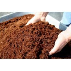 سماد كمبوست عضوي حيواني نباتي1لتر (compost)